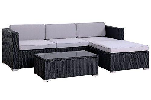 SVITA California Poly Rattan Lounge Gartenset Sofa Set Garnitur Gartenmoebel Couch Set 500x330 - SVITA California Poly-Rattan Lounge Gartenset Sofa-Set Garnitur Gartenmöbel Couch-Set